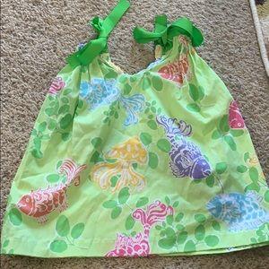 Pillowcase Dress Size 12-24 Months
